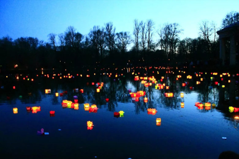 фестиваль фонариков пермь