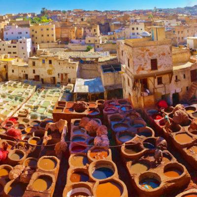 выставка Марокко
