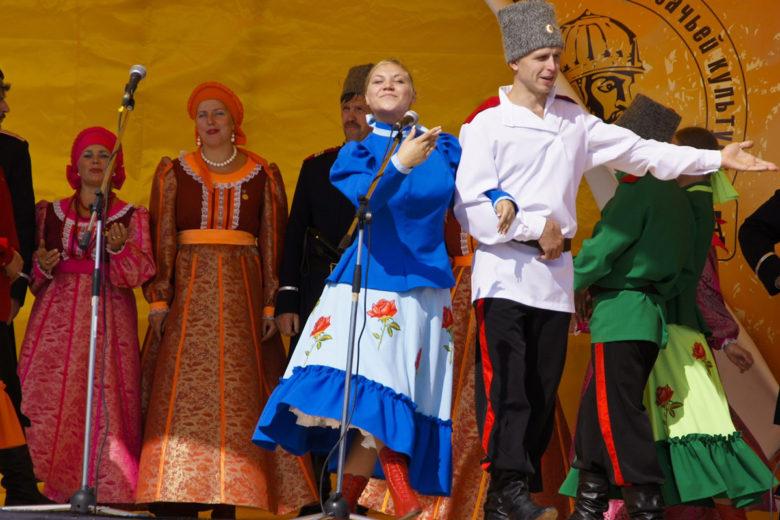 Фестиваль пермский период август