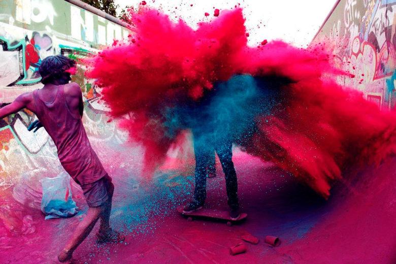 праздник красок Пермь