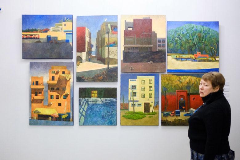 Братья по-разному выставка в Перми