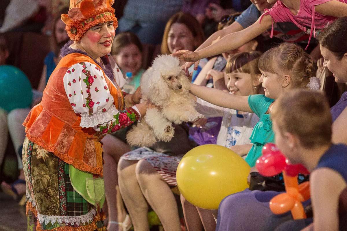 Сводить ребенка в Пермский цирк
