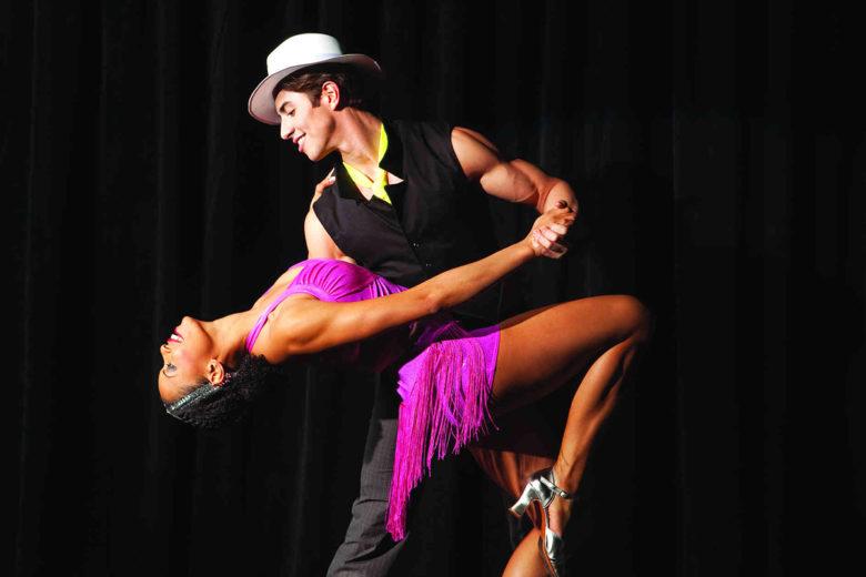 Танцы пермь