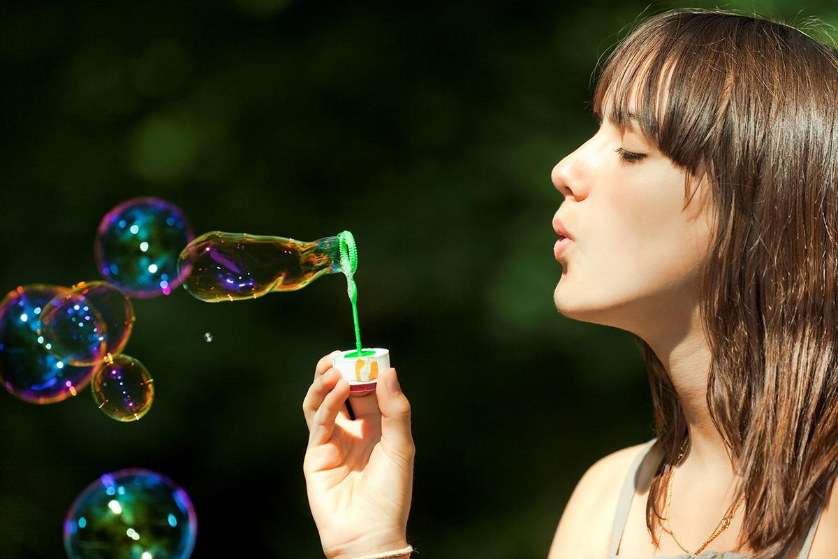 Сонник пускать мыльные пузыри приснилось, к чему снится во сне пускать мыльные пузыри?