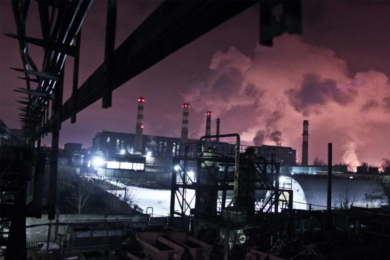 Запахи звуки заводы Пермь