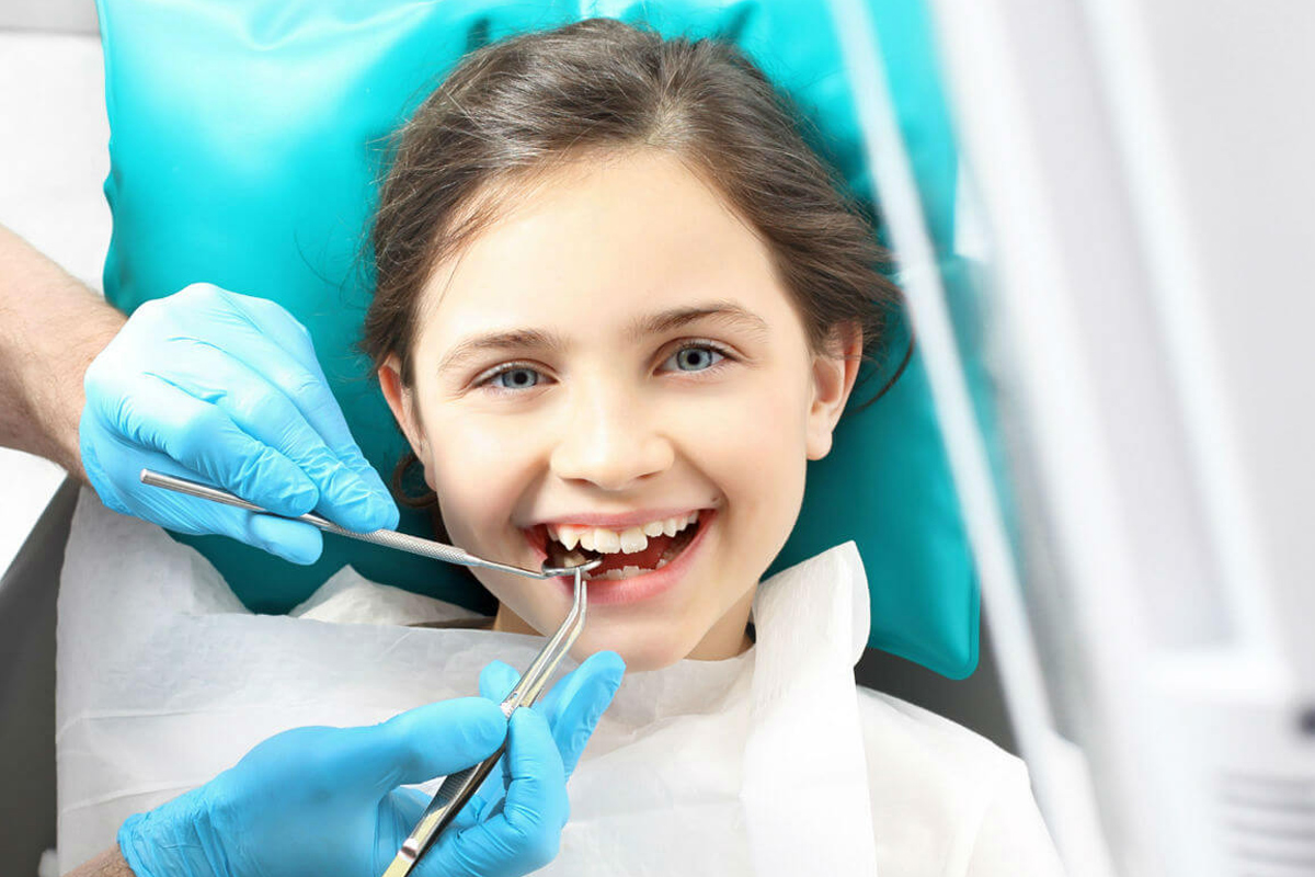 Детская стоматология в Перми